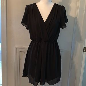 NWT Forever 21 Black Dress